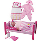 more details on Dollsworld Bonny Baby Nightime Care Set.