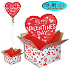 more details on Happy Valentines Day Foil Balloon.