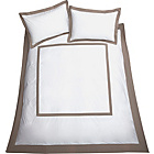 more details on Heart of House Spencer Sand Bedding Set - Double.