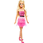 more details on 71cm Tall Barbie Doll with Dress