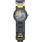 more details on LEGO Plastic Batman Watch.