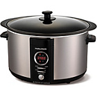 more details on Morphy Richards 461003 6.5L Digital Sear and Stew - S/Steel.
