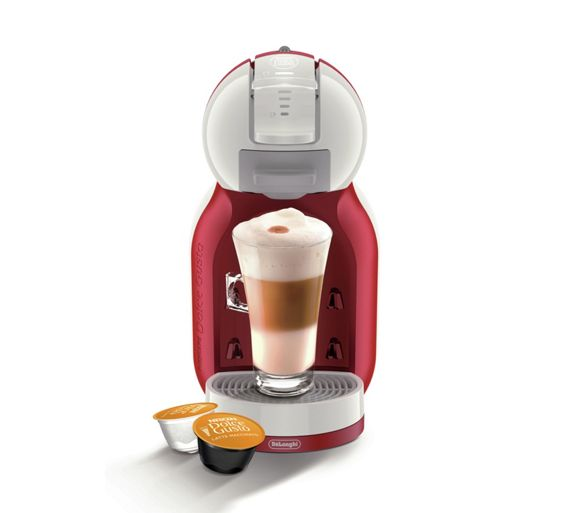Buy NESCAFE Dolce Gusto Mini Me Automatic Coffee Machine- Red at Argos.co.uk - Your Online Shop ...