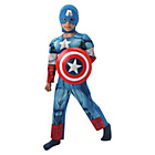more details on Captain America Dress Up 5-6 Years