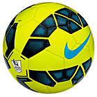 more details on Nike Size 5 Pitch Premier League Football - Yellow.