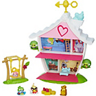 more details on Angry Birds Stella Stella's Treehouse Playset