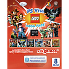 more details on PS Vita 8GB LEGO Mega Pack.
