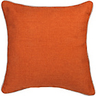 more details on Heart of House Hudson Textured Cushion - Russet.
