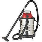 more details on Einhell 30 Litre Wet and Dry Vacuum Cleaner - 1500W.