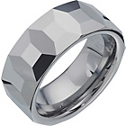 more details on Tungsten Heavyweight Band Ring.