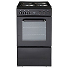 more details on Bush BES50B Single Electric Cooker - Black.