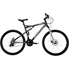 more details on Falcon Defender 26 Inch Alloy FS Mountain Bike - Men's.