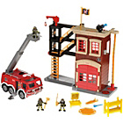 more details on Imaginext Firehouse.