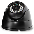 more details on HomeGuard In/Outdoor Dome Shaped CCTV Camera 600 TVL.