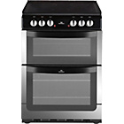more details on New World 601EDO Double Electric Cooker-S Steel/Ins/Del/Rec.