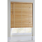 more details on Heart of House Elliott Wooden Tape Blind 180x160cm-Natural.