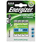 more details on Energizer Extreme 800 mAh Rechargeable AAA Batteries -4 Pack