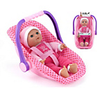 more details on Dollsworld Isabella Doll Rock Car Seat.