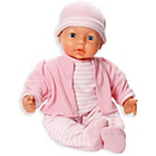 more details on Bayer Dream Baby 46cm Function Doll.