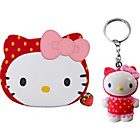 more details on Hello Kitty Key Ring and Purse Set.