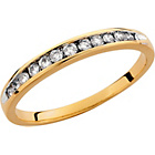 more details on 9ct Gold 0.25ct Channel Style Eternity Ring.