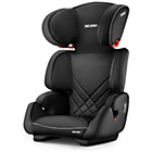 more details on Recaro Milano Group 2-3 Car Seat - Black.