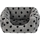 more details on Petface Small Square Pet Bed - Grey.