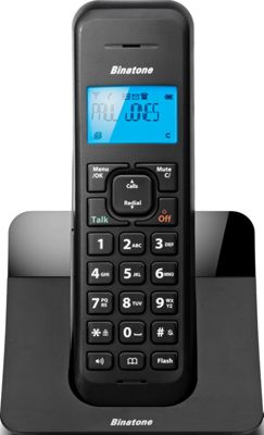 Binatone Luna 1205 Cordless Telephone - Single