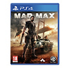 more details on Mad Max PS4 Pre-order Game.