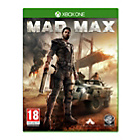 more details on Mad Max Xbox One Pre-order Game.