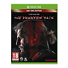 more details on Metal Gear Solid V: Phantom Pain Xbox One Pre-order Game.