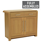 more details on Heart of House Elford 2 Door 1 Drw Sideboard - Oak Effect.