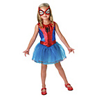 more details on Spidergirl Dress Up 5-6 Years