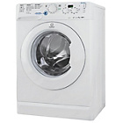 more details on Indesit XWD71452W 7KG 1400 Washing Machine - Ins/Del/Rec.