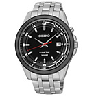 more details on Seiko Men's Kinetic Stainless Steel Bracelet Watch.