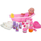 more details on Dollsworld Bath and Care Set.