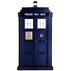 more details on Doctor Who Tardis Large Cutout.