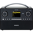more details on Roberts Stream93i DAB Radio - Black.