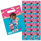 more details on Disney Doc McStuffins Party Loot Bags - Pack of 24.
