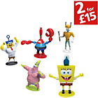 more details on SpongeBob SquarePants 5 Figure Movie Set Pack.