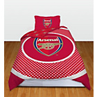 more details on Arsenal FC Bullseye Duvet Cover - Single.