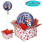 more details on Postman Pat Happy Birthday Foil Balloon in a Box.