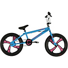 more details on Zombie Plague 20 Inch Mag Wheel BMX - Girls'