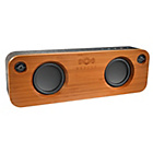 more details on House of Marley Get Together Bluetooth Speaker - Wood.