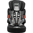 more details on BabyStart Beline Group 1-2-3 Car Seat - Black and Grey.