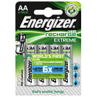 more details on Energizer Extreme 2300 mAh Rechargeable AA Batteries -4 Pack