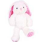 more details on Chad Valley DesignaBear Pink Bunny