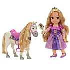 more details on Disney Princess Rapunzel and Maximus