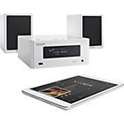 more details on Denon Piccolo Micro System - White.