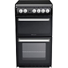 more details on Hotpoint HARE51K Electric Cooker - Black.